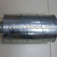 Galvanized Steel Duct Silencer