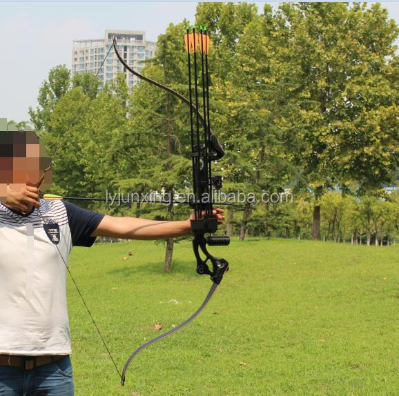 F163 bow and arrow set for hunting and fishing