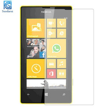 Ultra Clear LCD Screen Guard Protector Film for Nokia Lumia 520