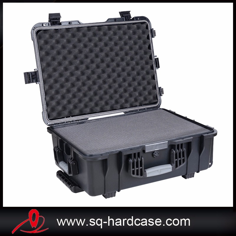 hard plastic laptops cases with foam padding inside