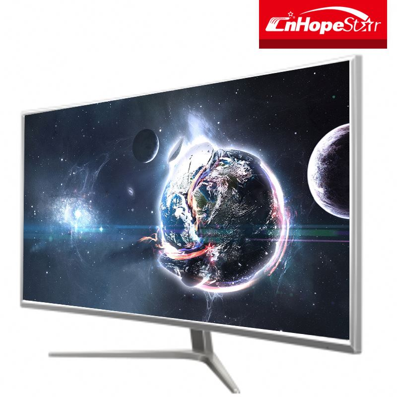 widescreen 32 inch curved surface 1080P curved lcd color tv monitor