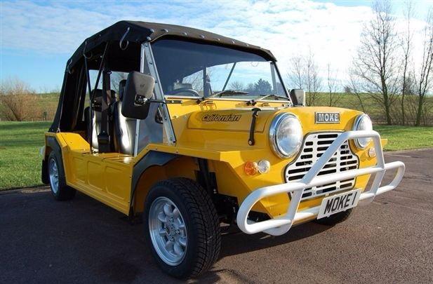 classic off road vehicle beach buggy cars morris mini moke for sale view morris mini moke. Black Bedroom Furniture Sets. Home Design Ideas