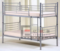 Detachable Metal Bunk Bed for Student Dormitory Furniture