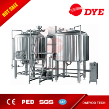 Used 30l-5000L beer mash tun for sale