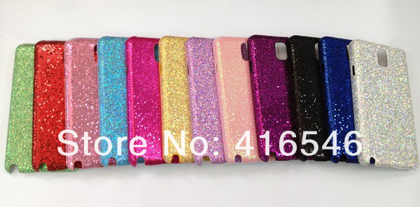 New Jewelled Bling Sparkle Glitter Hard Case for Samsung Galaxy Note 3 III N9000 Back Cover