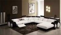 Divan Living Room Furniture Pull Out Bean Bag Sectional Sofa Bed Mechanism