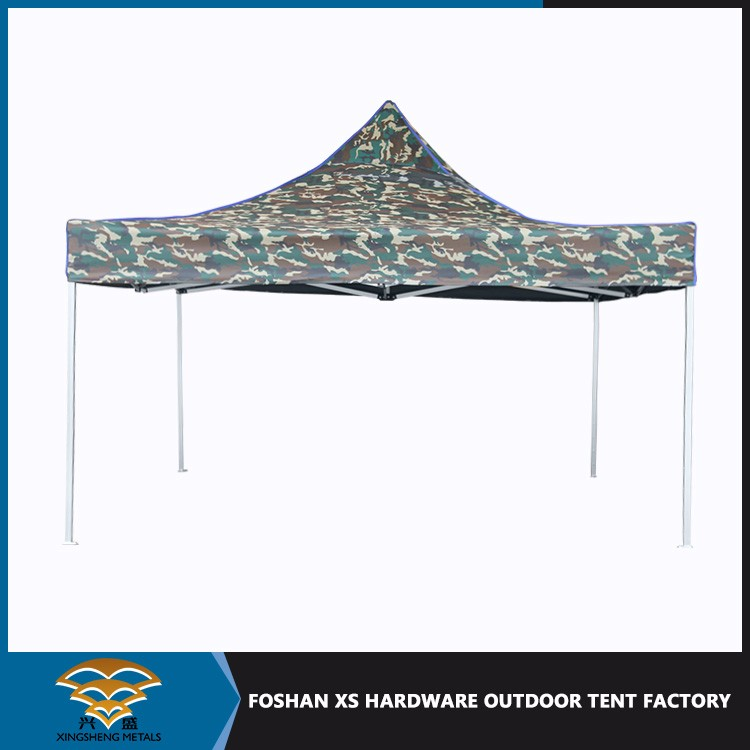 Promotional Steel Frame Commercial Display Pop Up Outdoor Tents And Awnings