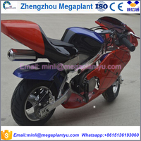 49CC Adult mini electric and pull start racing motorcycle bike sale