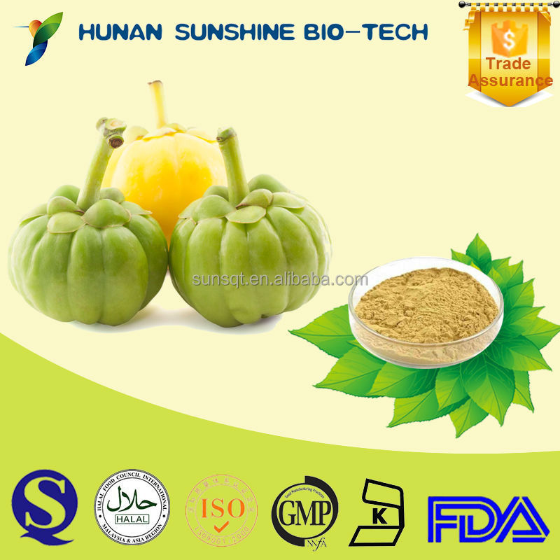 2015 Hot Product Garcinia Cambogia Fruit / HCA / Garcinia Cambogia Extract can Burn More Fat and Slimming