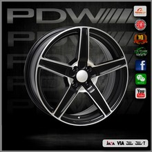 PDW brand ATV wheels with Australian design, China alloy rims factory