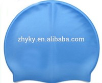 2017 Wholesale Water Sports Swimming Equipment Printing Unique Swimming Caps