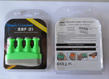 Professional finger exercise equipment hand strengthener training, hand held exercise equipment