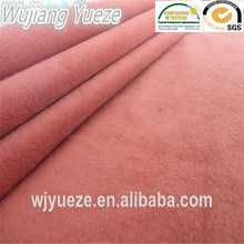 hot sale100% polyester knitted micro velboa fabric for garment