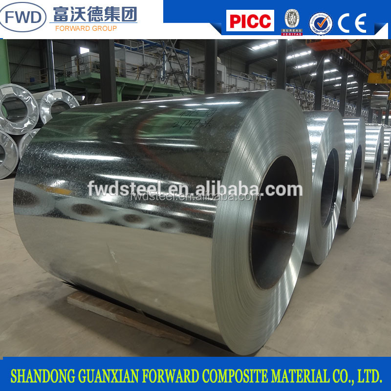 SGCH SGCC cold rolled galvanized steel coil