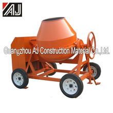 Hot Sale Maldives!!Gasoline/Electric/Diesel Baton Concrete Mixer with Charging Capacity260L,300L,350L,400L,500L