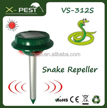 2016 X-pest VS-312S Ultrasonic Solar Mole Mouse Mice Gopher Rodent Pest Snake Repeller