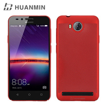 Free Sample Hard PC Material Phone Case For Huawei Y3 II