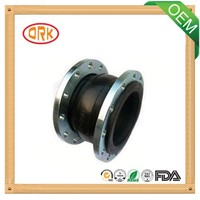 Black high temperature resistance silicone pipe rubber ring joint