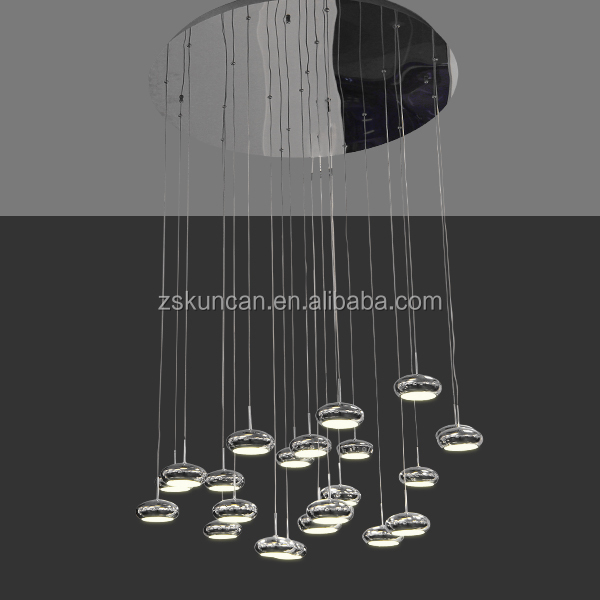 2015 modern 22-arms restaurant vutage pendant haning ceiling lights