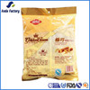 3 side sealed plastic chocolate biscuit packaging bag
