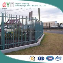 China wholesale cheap rectangular tube fencing