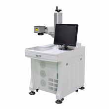 CE Approved Fiber Color Laser Marking Machine For Stainless Steel