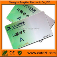 High frequency ISO 15693 RFID card