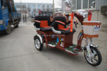 cheap cheap freestyle adult tricycle for 2 adults for sale