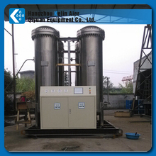 Skid mounted type oxygen generator for fish farming