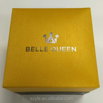 Luxury jewelry box /watch box supplier
