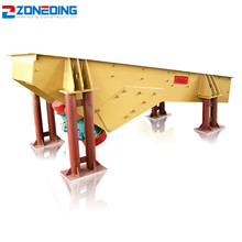 Hot sale vibrating grizzly feeder machine small quarry vibrating feeder