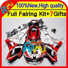 Body For HONDA CBR600RR 13-14 CBR600 RR F5 Red white 28CL20 CBR 600RR 600 RR 13 14 2013 2014 Injection Red black NEW Fairing