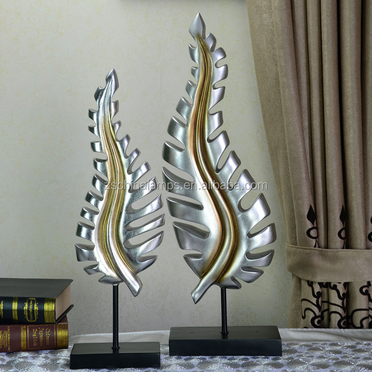 arabic mass production silver leaf home decor