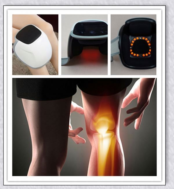 Painless laser therapy treatment electro pain relief massager for pain relief