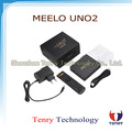 Meelo Uno2 Amlogic S905 bring DVB S2 tuner android tv box
