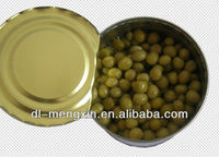 Canned green peas 212g from dehydrated materials