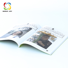 high quality sample school customized printing service brochure
