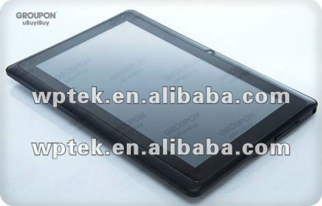 7 inch Android 4.0 tablet pc Boxchip A13 UMPC