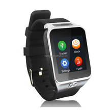 The Lastest Smart Watch DZ09 Android Version 3G WiFi Smart Watch T6