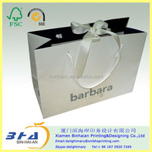 high quality paper bag packaging