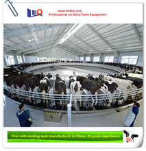 Small cow milking machine plant for dairy feeding with low price