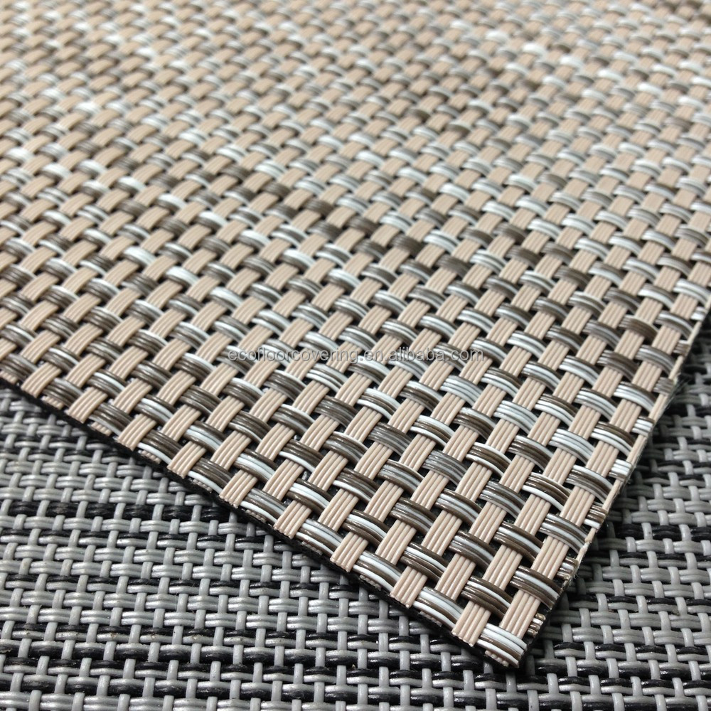 Woven Pvc Chilewich Flooring Of Wear Resistant Flooring ...