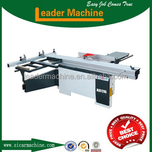 MJ6128G European quality CE certification used wood working sliding table saw