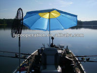 umbrella for fishing boat