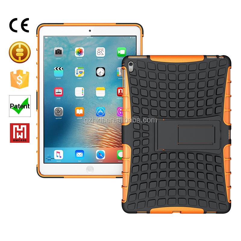 Hot sale PC & TPU mobile phone cover case for Ipad Air 3 phone case cover