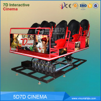 Manufacturer Supplier 5d cinema theater simulation with great price