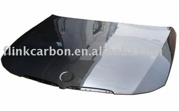 Carbon fiber bonnet