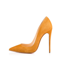 Autumn New 12cm High Heel Pointed