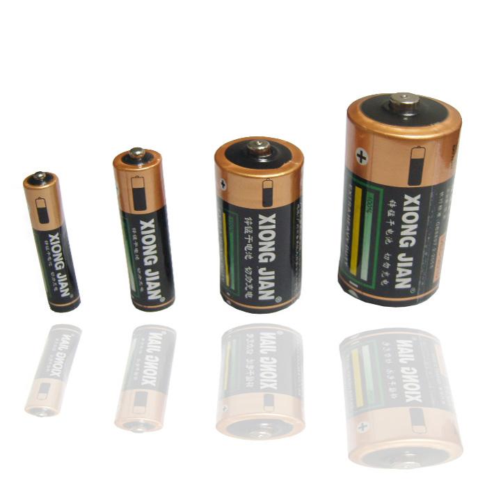 Zinc Carbon Battery : All kinds of carbon zinc battery um v r aa