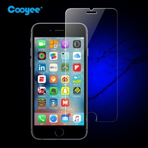 Cooyee 0.33MM Ultra thin Tempered Glass Screen Protector For Iphone 6 / 6S